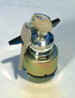 J&P Cycles® Chrome Ignition Switch