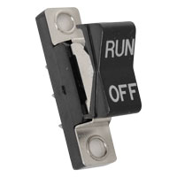 J&P Cycles® Run/Off Rocker Switch