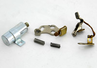 Eastern Motorcycle Parts  Ignition Points and Condenser