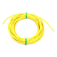 V-Twin Manufacturing Yellow Wire 25 Foot Length