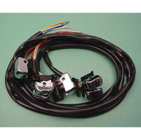 V-Twin Manufacturing Handlebar Wiring Harness with Switches