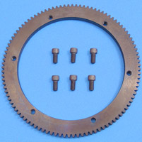 Twin Power Replacement Starter Ring Gear 102 Teeth