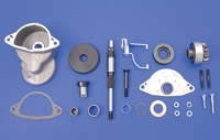 V-Twin Manufacturing Prestolite Starter Shaft Kit