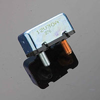 Standard Motorcycle Products Circuit Breaker