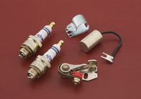 ACCEL Tune-Up Kits with Spark Plugs