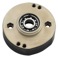 Cycle Electric Updated End Plate (4 mount holes) for Generator Mounted Regulator