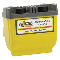 ACCEL Dual Fire Super Coil for Points/Prestolite Ignition