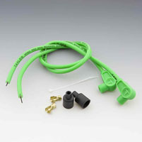 Sumax Custom Colored Hot Green 8mm Plug Wires