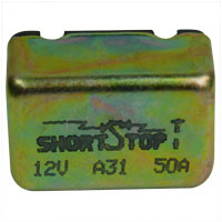 Standard Motorcycle Products 50 Amp Circuit Breaker
