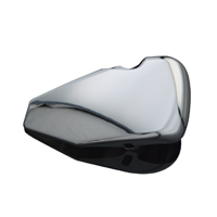J&P Cycles® Chrome Oil Tank Cover