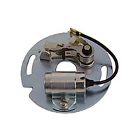 J&P Cycles® Circuit Breaker Base