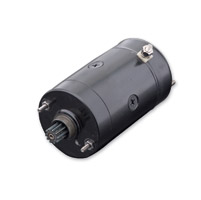 J&P Cycles® Hitachi Starter Motor Assembly