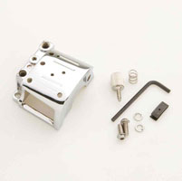 J&P Cycles® Right Lower Switch Housing