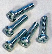 J&P Cycles® Swith Housing Screws