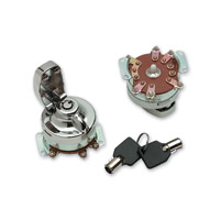 J&P Cycles® Round Key Internal Contact Switch