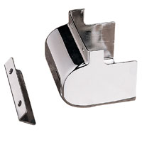 J&P Cycles® Chrome Coil Cover