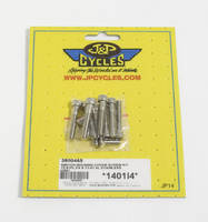 J&P Cycles® Switch Housing Screw Kit