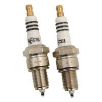 ACCEL Platinum Y2410P Spark Plug  Pair