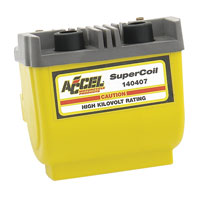 ACCEL Dual Fire Super Coil for Elec