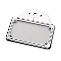Black Hills Billet Back Plate Assembly