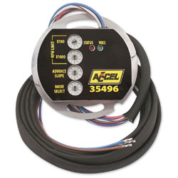 ACCEL Single or Dual-fire Ignition module