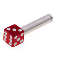 Custom Cycle Engineering Dice Replacment Plunger