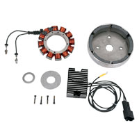 Cycle Electric 32 AMP Alternator Kit