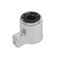 V-Twin Manufacturing Chrome Ignition Switch Cover