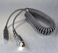 J&M Deluxe Dual Mode Headset Connecting Lower Cord