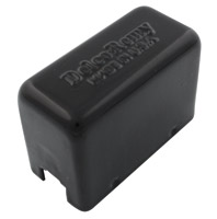 V-Twin Manufacturing Black Ignition Relay Cover