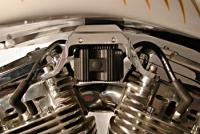 Wire Plus Billet Top Motor Mount