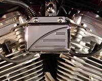 Wire Plus Billet Coil Cover