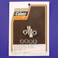 Colony Regulator Mount Hardware Kit