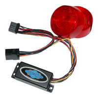 Badlands Plug-In Illuminator With Red Lenses