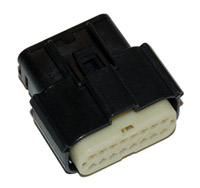 NAMZ Custom Cycle Molex Female Connector