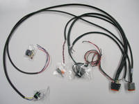 Wire Plus Wiring Harness for Twin Cam