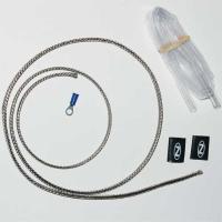 NAMZ Custom Cycle 48″ Regulator Harness Do it Yourself Braid Kit