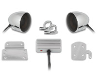 Cycle Sounds Series 3 Premium Sound System for Harley Road King and Sportster