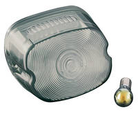 Kuryakyn Smoked Laydown Taillight Lens
