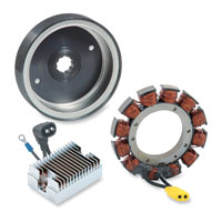 ACCEL 32-amp Alternator Kit