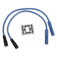 ACCEL Super Stock 8MM Ferro-Spiral Core Blue Wire Set