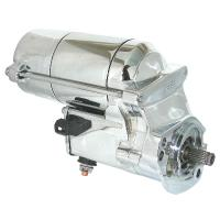 Motorcycle Electric Suppliers Chrome, 1.8 kW High Torque Starter