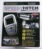 Hardline Products Speedy Hitch Camera System