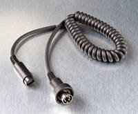 J&M Lower Cord for Z-Series Headsets