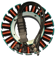 Cycle Electric Stator for Big Twin