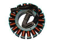 Cycle Electric Stator for FLH and FLT
