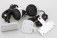 Cycle Sounds Series 2 Ultra Speaker System for Harley Davidson/Vtwin
