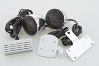 Cycle Sounds Series 2 Ultra Speaker System for Harley Road King and Sportster
