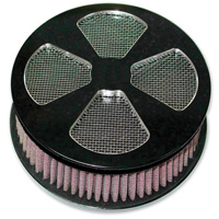 Four Spoke Hi-Flow Air Cleaner
