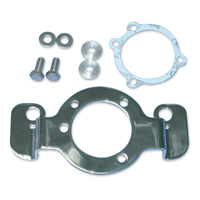 Hi-Flow Air Cleaner Bracket for Sportster Models with CV Carb
